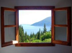 cinta dan jendela