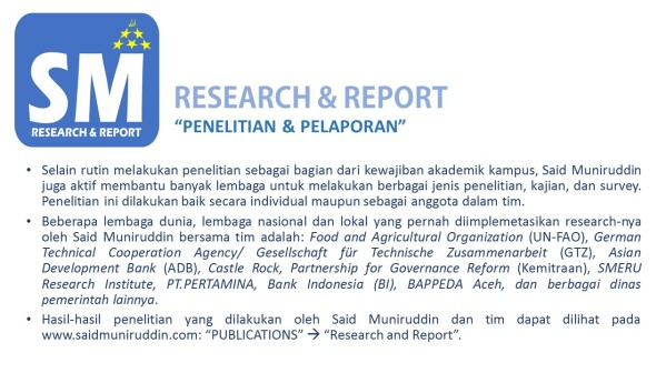 1_Research and Report