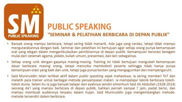 3_Public Speaking