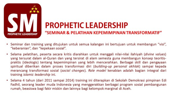 5_Prophetic Leadership