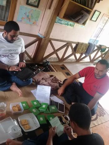 Pengesahan nasab Asyraf Aceh_29.4.15