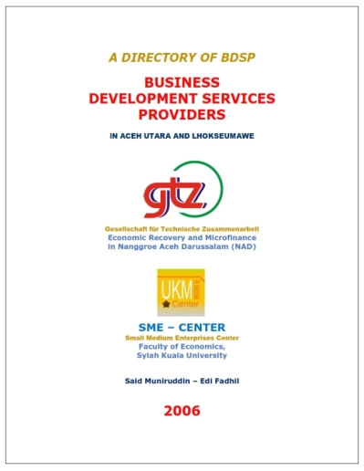 2006_UKM-GTZ_BDSP Report_COVER_001