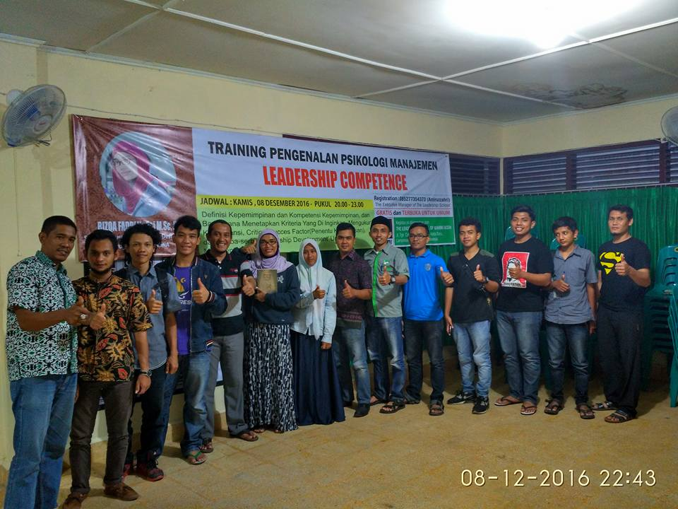 image: LSA, KAHMI Aceh (2016)